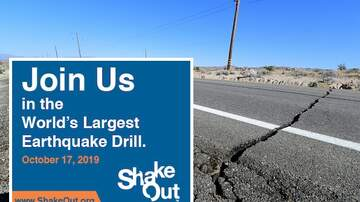 KOGO LOCAL NEWS - Listen to KOGO for Thursday's Great California ShakeOut Drill