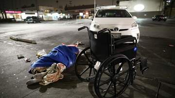 Local News - Los Angeles County Homeless Count Begins
