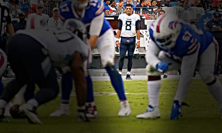 Outkick The Coverage with Clay Travis - Clay Travis: Inept Titans Front Office Used Marcus Mariota as a Scapegoat