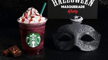 Reid - Starbucks Has A Dark Night Frappuccino Stuffed With Brownies For Halloween