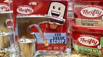 Reid - Thrifty Now Sells Their Cylindrical Ice Cream Scoopers & I'm Freaking Out