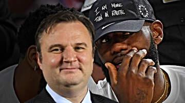 The Odd Couple with Chris Broussard & Rob Parker - Chris Broussard Says LeBron James Owes Daryl Morey an Apology