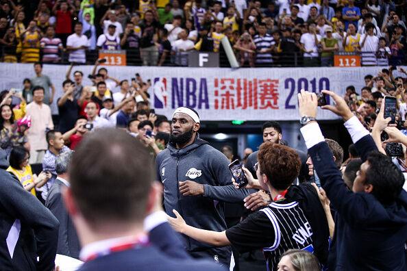 Chris Broussard Says LeBron James Owes Daryl Morey an Apology