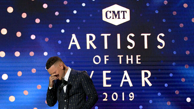 6 High Notes from CMT's 'Artist Of The Year'