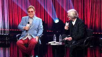 Ryan Seacrest - Elton John Celebrates Autobiography Release with Intimate iHeartRadio Party