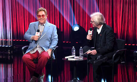 Rock News - Elton John Celebrates Autobiography Release with Intimate iHeartRadio Party