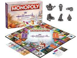 McFadden & Evans - Love The Hallmark Channel? You Need This Monopoly Game