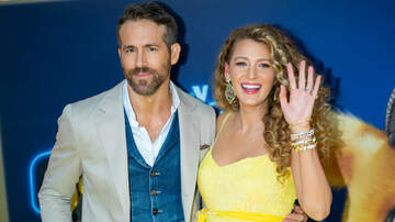 iHeartRadio Music News - Ryan Reynolds Seemingly Confirms Gender Of Baby No. 3 With Blake Lively
