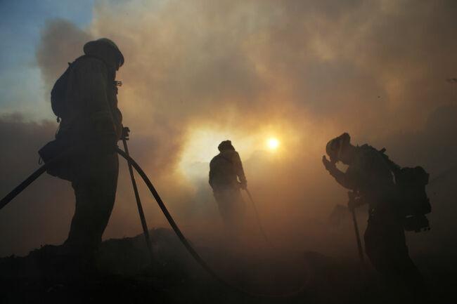 Residents Frustrated with City's Response to Saddleridge Blaze