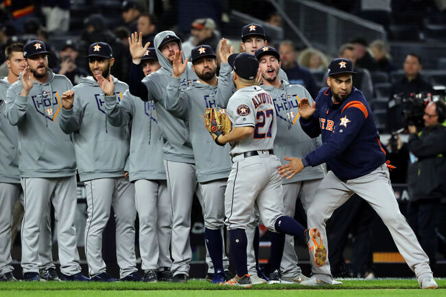 League Championship Series - Houston Astros v New York Yankees - Game Three