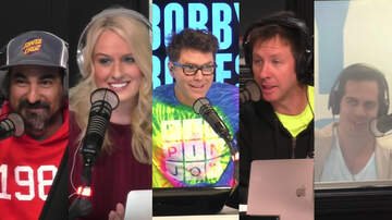 Bobby Bones - Vote For Who Has The Best 'Romantic Movies' Draft