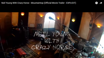 Dead Air Dennis - Neil Young's new 'Mountaintop' film and project (explicit content)