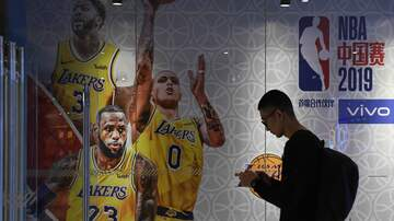 Colorado's Morning News - Problems for the NBA in China