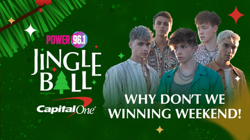Contest Rules - Jingle Ball Why Don't We Rules