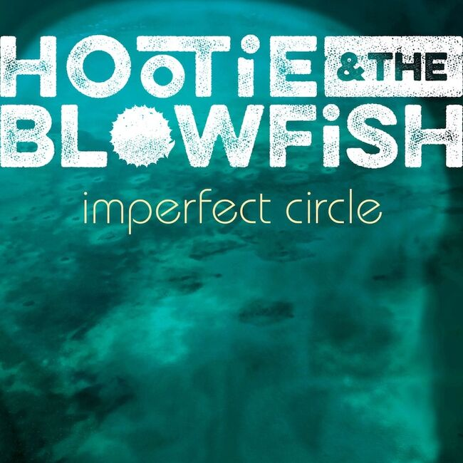 Hootie & the Blowfish 'Imperfect Circle' Album Cover Art