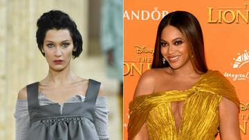 Trending - Bella Hadid Named Most Beautiful Woman (Over Beyonce) Based On Science