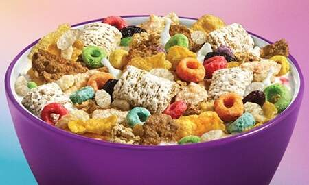 Suzette - You Can Buy A Box Of Frosted Flakes, Froot Loops & Rice Krispies Together