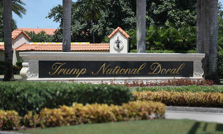 Political Junkie - Next G-7 Summit to Take Place at Trump's Doral Golf Resort in Miami
