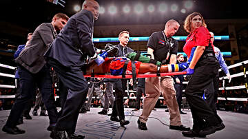 FOX Sports Radio - Boxer Patrick Day Dies Days After Head Injuries Suffered in Brutal KO Loss