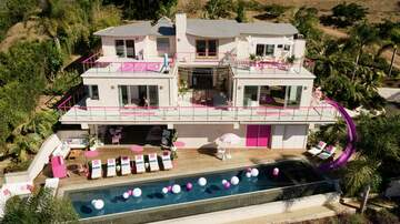 The Lake - Barbie's Dreamhouse is Real and You Can Rent it