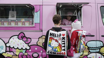 #iHeartPhoenix - 'Hello Kitty' Truck Is Making Three Stops In Arizona Before The End Of 2019