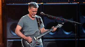 iHeartRadio Music News - Doctor Says Smoking, Not Metal Picks The Likely Cause Of Van Halen's Cancer