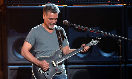 Rock News - Doctor Says Smoking, Not Metal Picks The Likely Cause Of Van Halen's Cancer