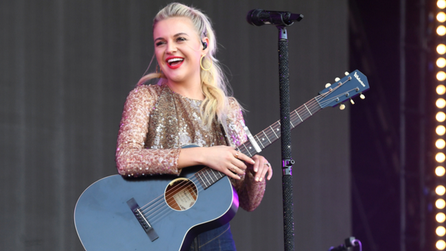 Kelsea Ballerini Surprises Blind Boy Battling Cancer With Special Gift