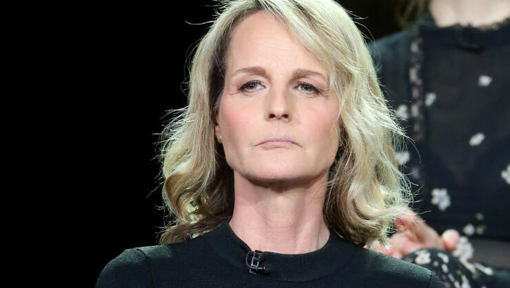 Helen Hunt Accident