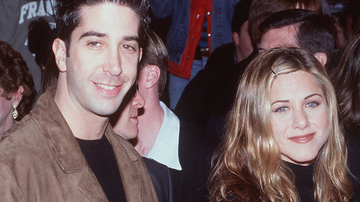 Entertainment News - Jennifer Aniston Reveals Whether Ross & Rachel Are Still Together Today