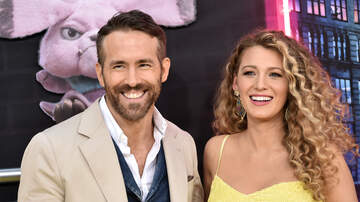 Nina - Ryan Reynolds And Blake Lively Introduce Us To Their New Baby