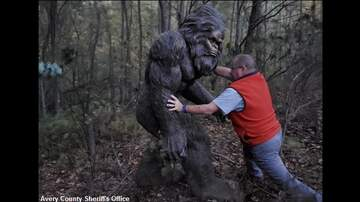 Coast to Coast AM with George Noory - North Carolina Cops Find 'Bigfoot'