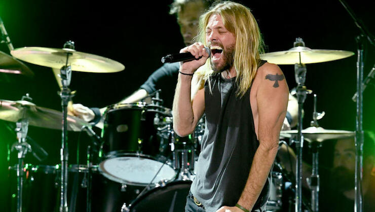 Foo Fighters' Taylor Hawkins Announces Star-Studded Solo Album | iHeartRadio