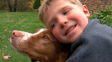 National News - Drone With Thermal Camera Helps Find 6-Year-Old Boy, Dog Lost In Cornfield