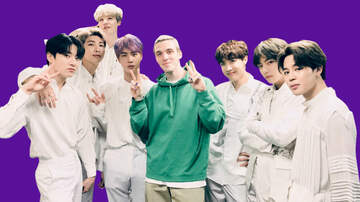 iHeartRadio Music News - BTS Reveals How Make It Right Reboot with Lauv Came Together