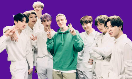 Trending - BTS Reveals How Make It Right Reboot with Lauv Came Together