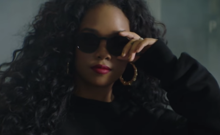 H.E.R. Reps The Bay Area In 'Slide' Video Featuring YG | iHeartRadio