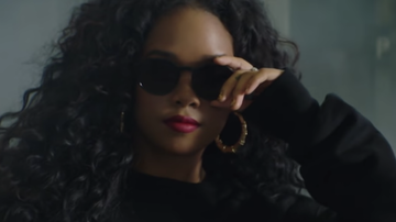 iHeartRadio Music News - H.E.R. Reps The Bay Area In 'Slide' Video Featuring YG
