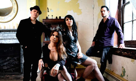 Rock News - Mina Caputo Says Life Of Agony's New Album Brings Closure, Rebirth