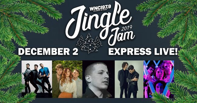 Christmas Jam 2019.Wnci S Jingle Jam 2019 Wnci 97 9
