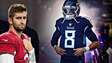 FOX Sports Radio - Marcus Mariota & Josh Rosen Will Be Backups for the Rest of Their Careers