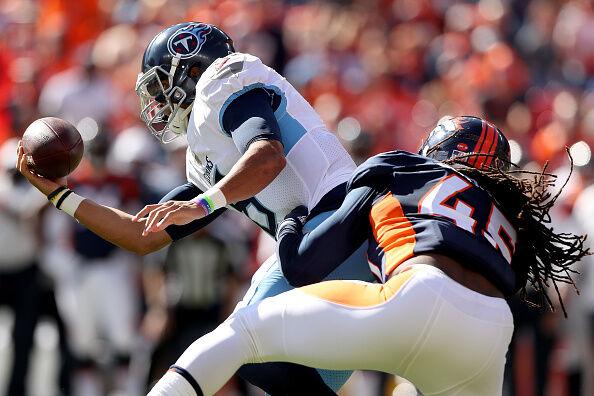 Tennessee Titans vDenver Broncos