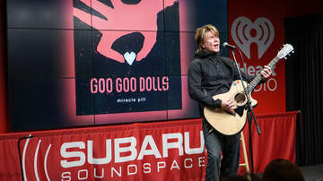 iHeart Sound Space - Johnny Rzenik Gives Intimate Performance At Subaru Sound Space
