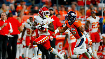 Mike Rice - Chiefs Rout Broncos, 30-6