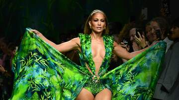 Bill Reed - JLo Calls it her :Jungle Dress --And Here It Is Again!