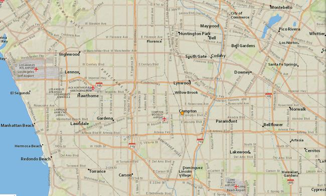 Earthquake With Preliminary Magnitude of 3.7 Strikes Compton