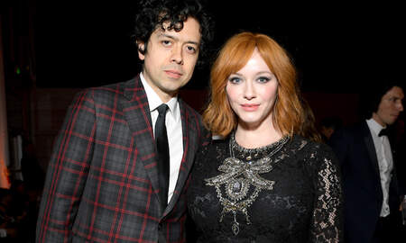 Entertainment News - Christina Hendricks & Geoffrey Arend Separate After 10 Years Of Marriage