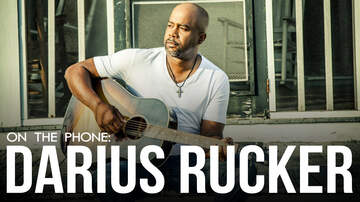 Bobby Bones - Darius Rucker On What Really Happend To The Award Garth Brooks Left At AMAs