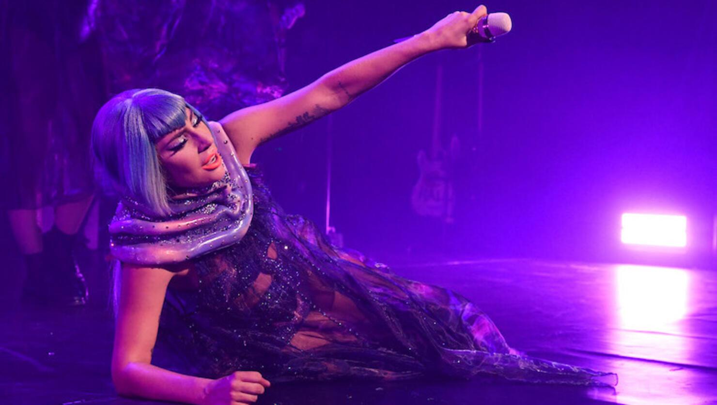 SiriusXM + Pandora Present Lady Gaga At The Apollo