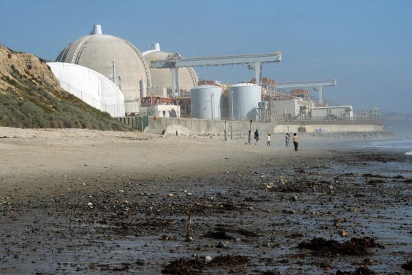 Coastal Commission OKs Dismantling of Former San Onofre Nuclear Power Plant